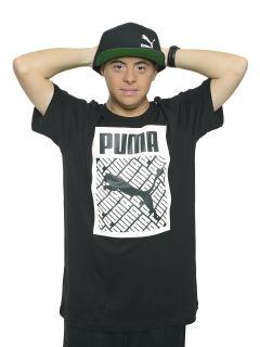 Remera Puma Logo Fill