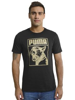 Remera Puma Graphic Box Logo