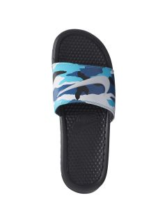 Ojotas Nike Benassi Just do It Print