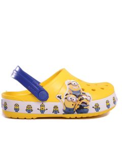 Zuecos Crocs Fun Lab Minions Multi Clog Kids