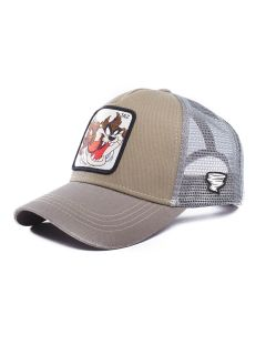 Gorra Capslab Trucker Looney Tunes Taz Demon