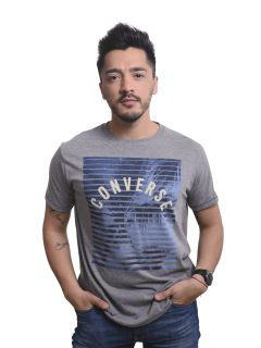 Remera Converse Faded Palms