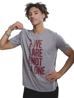 Remera Converse Not Alone