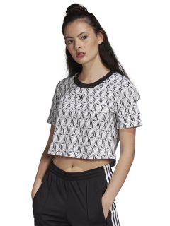 Remera Adidas Originals Cropped