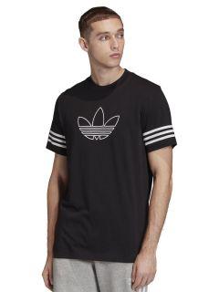 Remera Adidas Originals Outline