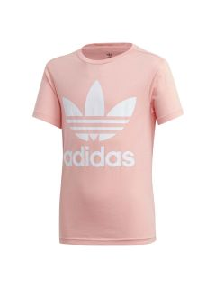 Remera Adidas Originals Trefoil Kids