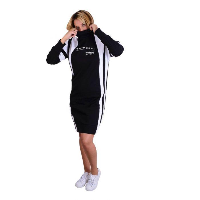 Explicación arena Alternativa  Vestido Adidas Originals Eqt - Trip Store