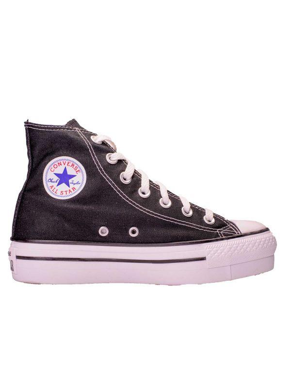 converse all star platform precio
