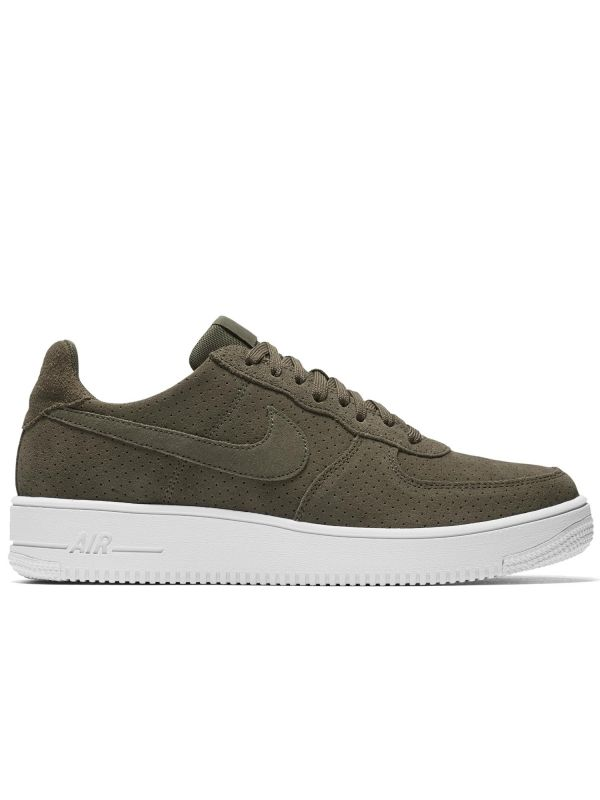 zapatillas nike air force 1 verde