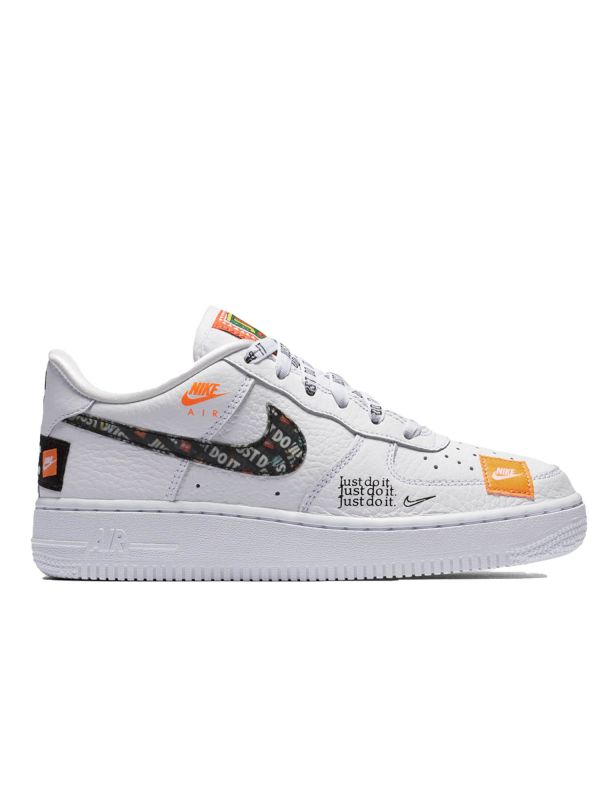 quality design 07772 f2a08 Zapatillas Nike Air Force 1 Just do It Premium