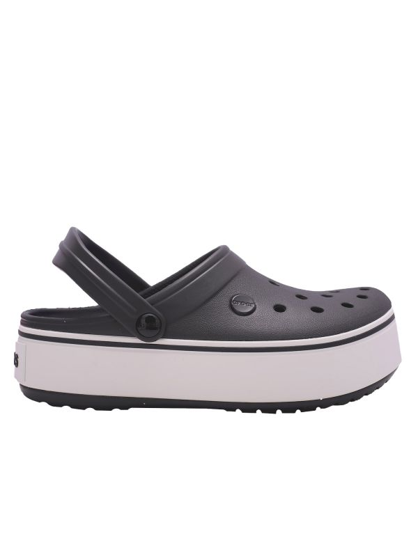 7700679b71b Zuecos Crocs Crocband Platform - Trip Store