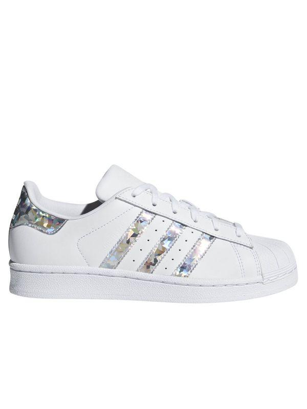 adidas Originals Superstar Glossy | Blancas | Zapatillas